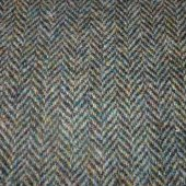 Art of the Loom Bolton Hall Collection Harris Tweed Salmon Bone