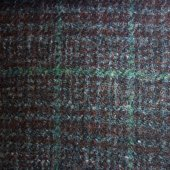 Art of the Loom Bolton Hall Collection Harris Tweed Stag Check