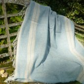 Cambrian Mill Pure New Wool Throw